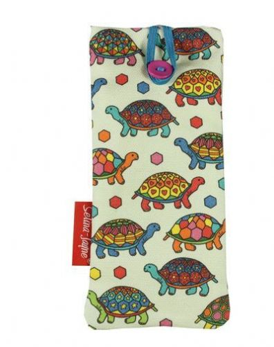 Selina-Jayne Tortoise Limited Edition Designer Soft Glasses Case